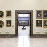 Image: Gallery of 19th-Century Polish Art in Kraków Sukiennice