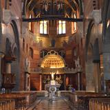 Image: Basilica of the Sacred Heart of Jesus of the Jesuits in Krakow